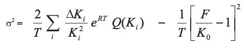 formule du Vix